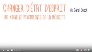 Video Changer d'état d'esprit